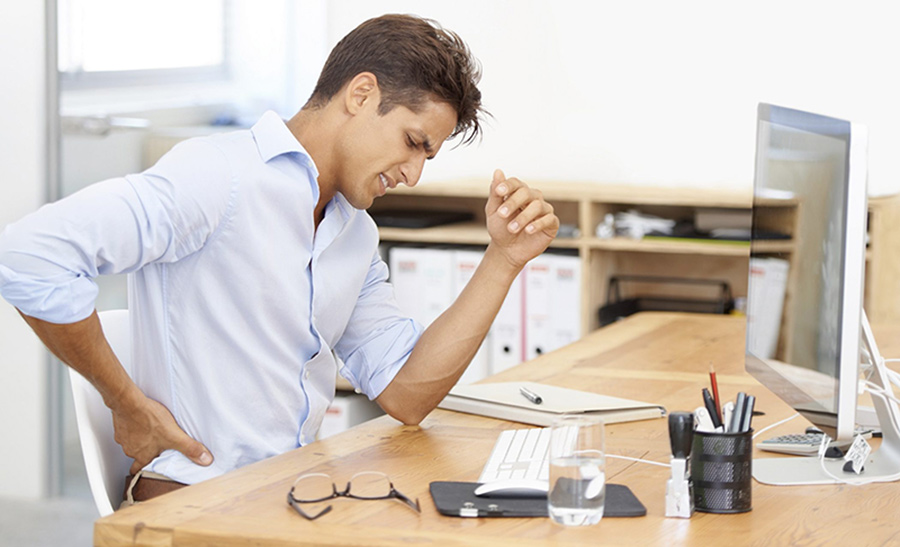 10 signs your chair is wrong for you