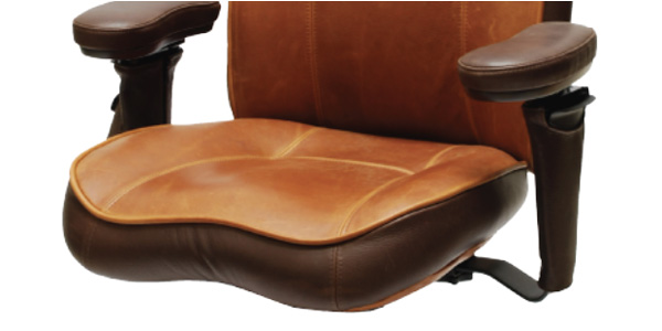 LIFEFORM LARGE CONTOUR SEAT
