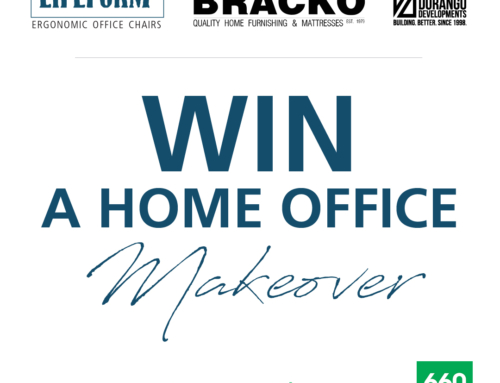 Win a Home Office Makeover