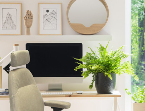 Top trends for your 2021 home office