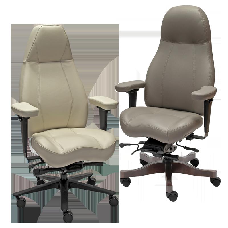 Lifeform® chairs 2390 High-back-Legacy 900