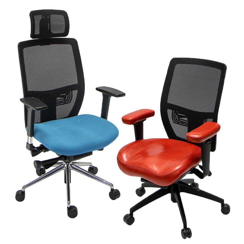 Lifeform® Chairs Mesh-Back