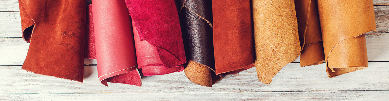 Every leather hide has a unique story to tell.