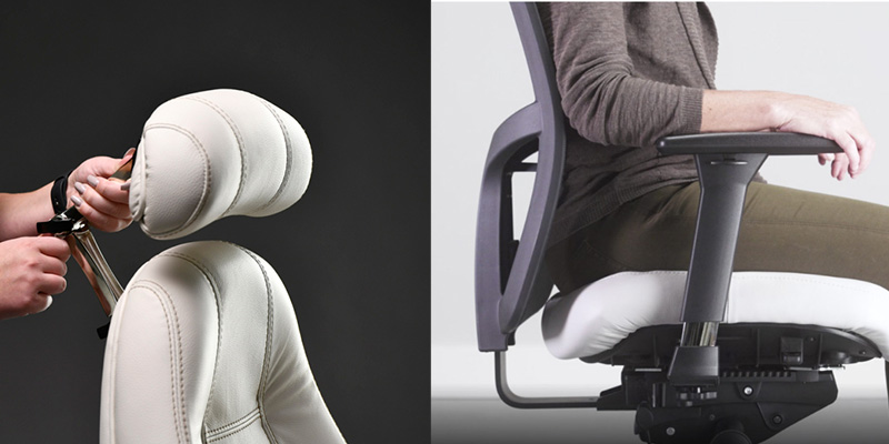 Ergonomics provides a means for adjusting your work environment