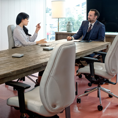 Why is having an ergonomic chair for your office so important?